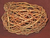Radom Weave Basket Made in Class